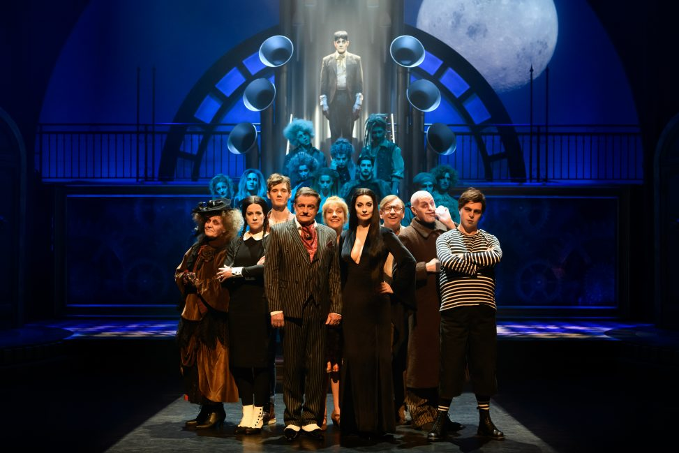 Liefde voor The Addams Family