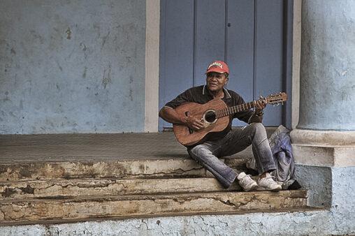 Celia een theatervoorstelling over de twee Celia's van Cuba.